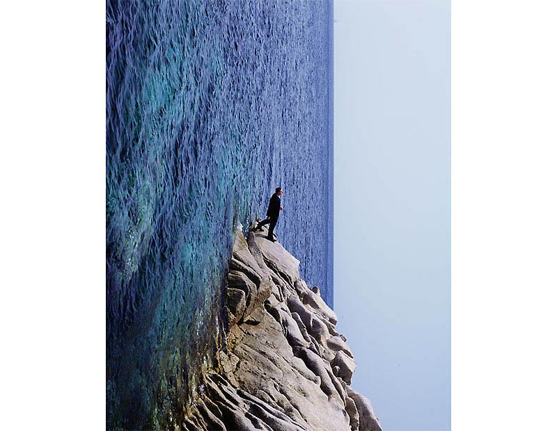 Ломая все законы гравитации…без фотошопа