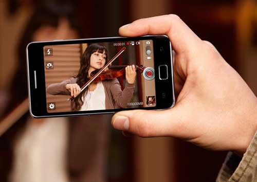 Лучшие сенcорные смартфоны 2011 года